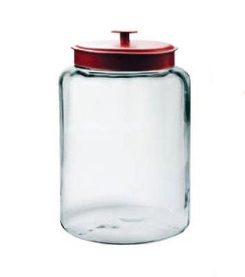 2 5 Gallon Montana Glass Jar Large Candy Jar Metal Lid
