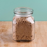 52 oz Emma Jar w/Glass Lids - 2ct