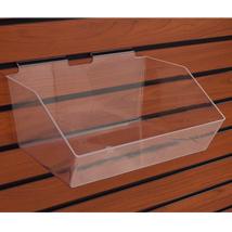 Acrylic Slatwall Bin Bins For Slatwalls Acrylic Containers