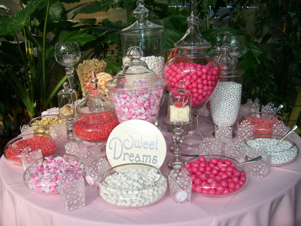 VISITS CANDY CONCEPTS INC FOR YOUR WHOLESALE BUFFET CANDIES!