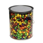 Extra Large Paint Can With Lid - 18ct