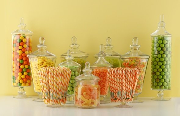 Candy Buffet Jars Apothecary Jars Wholesale Candy Displays