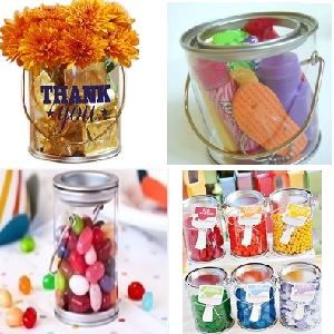 Party Favor Containers