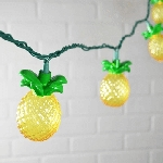 Pineapple String Lights - 6.5ft