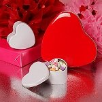 Large Heart Shaped Tin - 24ct