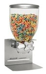 Cereal Dispenser - Silver