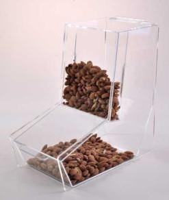 Gravity-Feed Bulk Food Dispenser - 16in