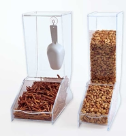 Small Gravity Bin Snack Dispenser