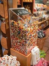 Extra Large Candy Bin - 2 Feet Tall