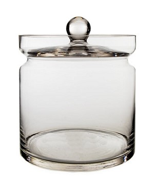 "Apothecary Candy Jar - 8.5""H - 8ct"