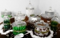 Jars For Candy Buffet
