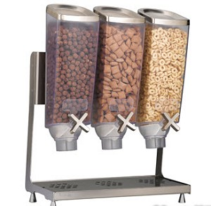 Ez-Pro Series Triple Dispenser