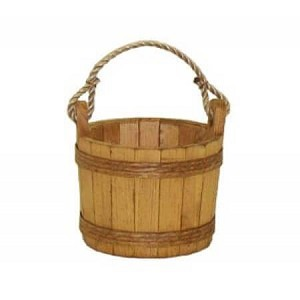 Small Stained Buckets - 3ct
