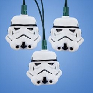 Star Wars Stormtrooper Helmet String Lights