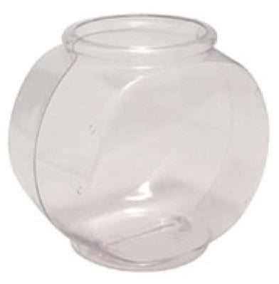 32 Oz Drum Style Fish Bowl Fish Bowls Plastic Container