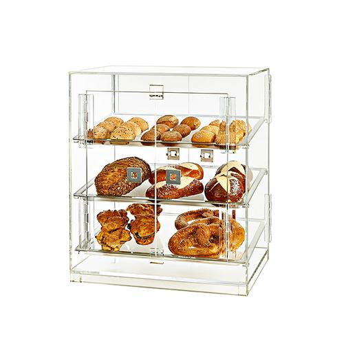 4 DOOR Bakery Cabinet - Acrylic