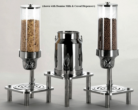 Domino 7 Quot Cereal Candy Dispenser Yogurt Toppings Dispenser