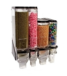 Bulk Food Gravity Bin Package