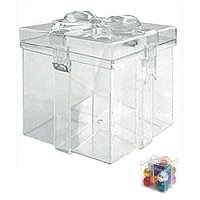 Clear Gift Box - 72ct