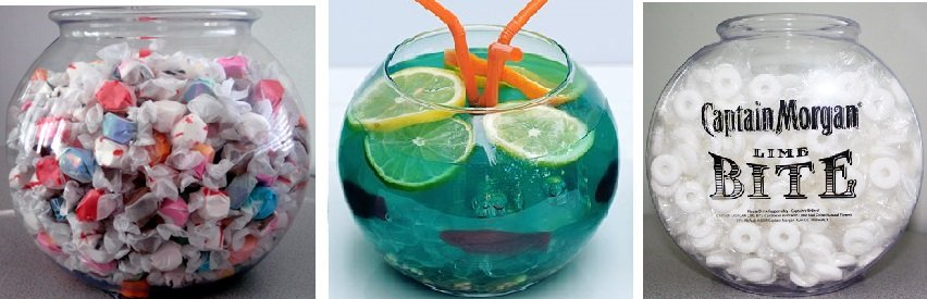 Fish Bowls Fpr All Occasions