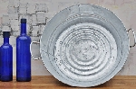 Galvanized Wash Basin  - 5