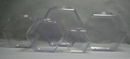 Hexagon Container Collection