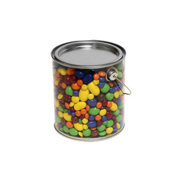 Large PAINT Cans With Lids - 64ct