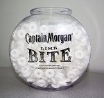 32oz Logo Drum Fish Bowl - 124ct