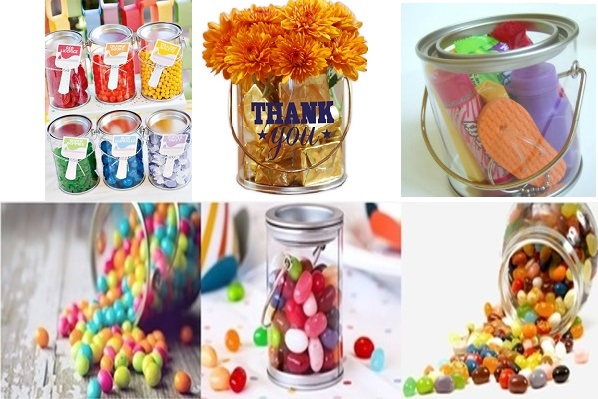 Party Favors and Gift Containers