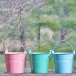 Mini Pastel Pail Assortment - 24ct
