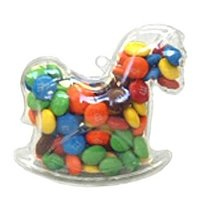 Rocking Horse Candy Box - 48ct