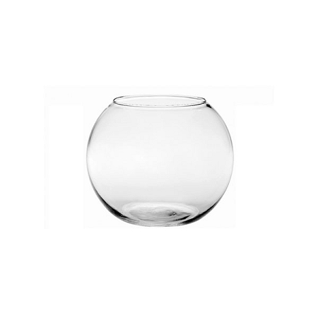 5 1 2 glass rose bowls small container bulk candy dish for Small plastic fish bowls