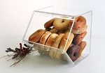 Small Stackable Bagel Bin