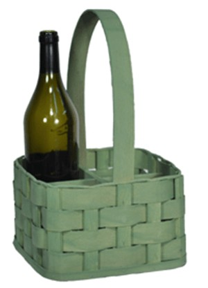 4 Bottle Wine Carrier - 4ct