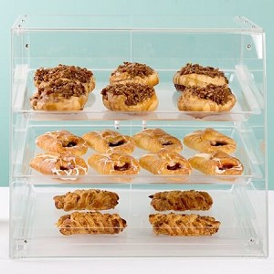 Classic Bakery Display Case U-Build