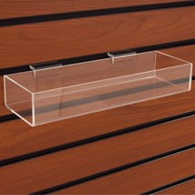 Acrylic Tray For Slatwall