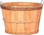Bushel Baskets -  Color Choices - 12ct