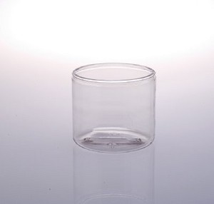 36 oz Round PVC Jars w/ Snap-on Lids - 39ct