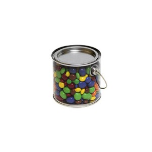 Small Paint Can With Lid - 100ct